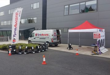 corporate tyre safety day
